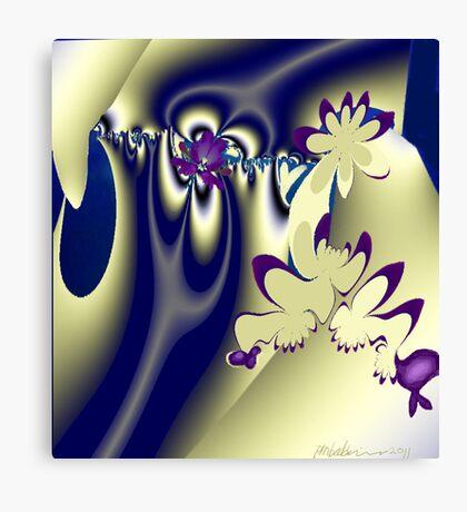 """""""Shared Joys"""" Canvas Print"""