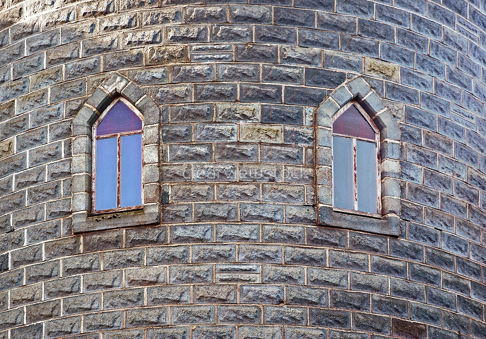 Behind closed windows  by clearviewstock
