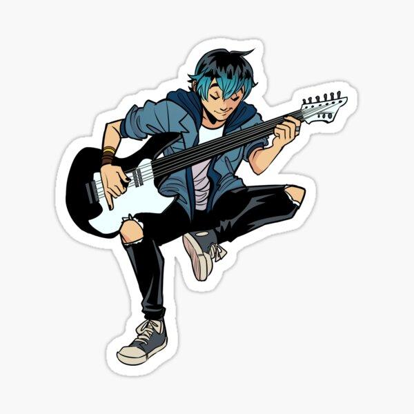 Luka Couffaine Sticker