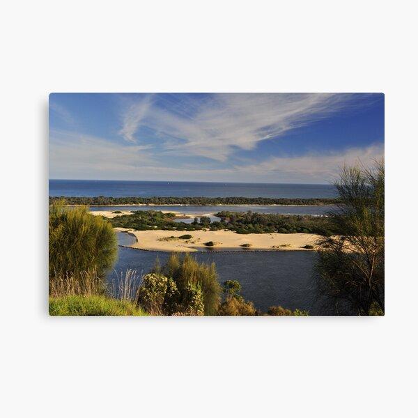 The Gippsland Lakes Canvas Print