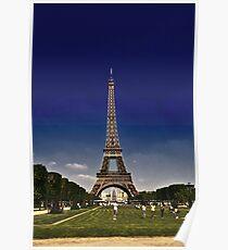 Eiffel Poster