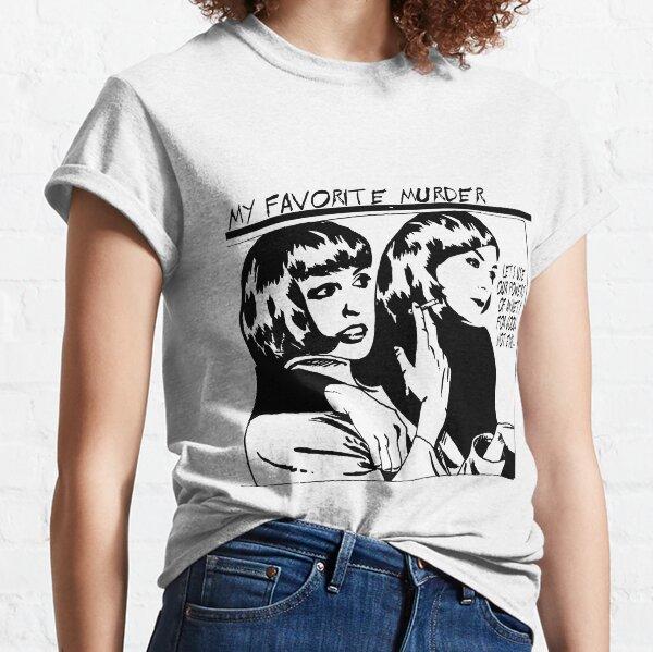 MY FAVORITE MURDER SONIC YOUTH GOO Classic T-Shirt