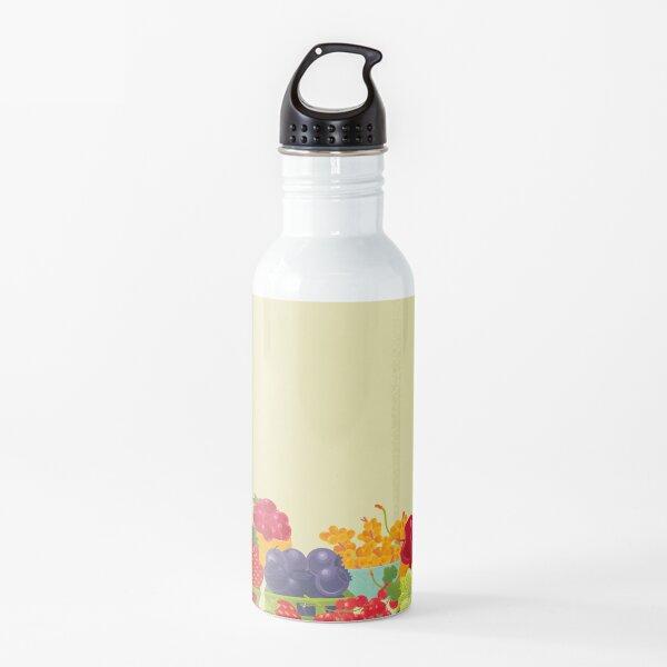 Organic Farm Water Bottle