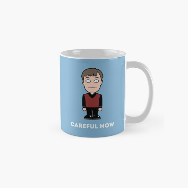 Ted and Dougal protest Classic Mug