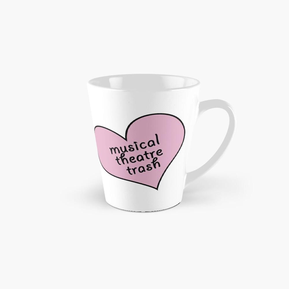 Musical theatre trash Mug