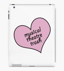 Musical theatre trash iPad Case/Skin