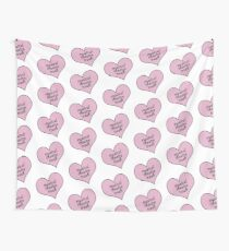 Musical theatre trash Wall Tapestry