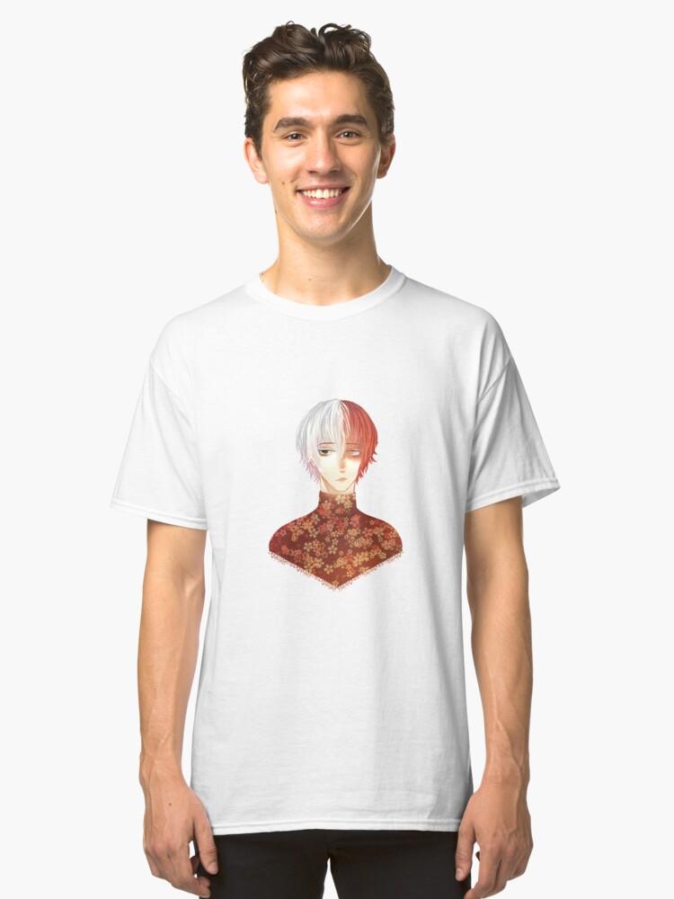 Alternate view of Shoto Toderoki Classic T-Shirt