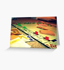 Monopoly Greeting Card