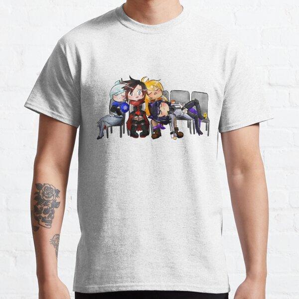 Sleepy RWBY Camiseta clásica