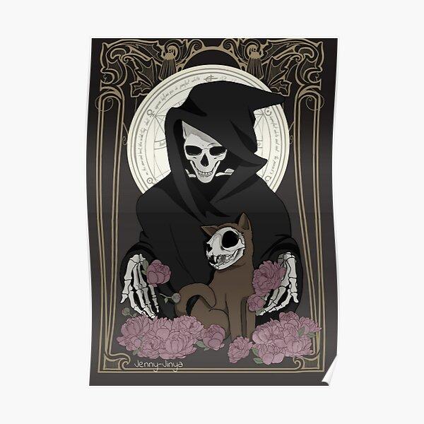 Loving Reaper Poster