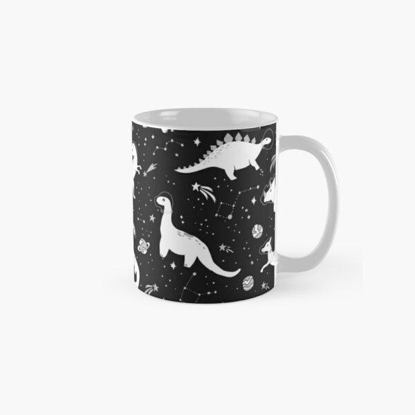 Space Dinosaurs Classic Mug