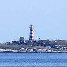 Sambro Island Lighthouse by George Cousins