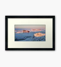 The Highlands Framed Print