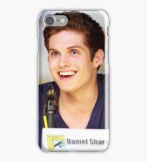 Daniel Sharman Comic Con iPhone Case/Skin