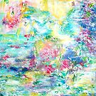 A Different Monet  by Mary Sedici