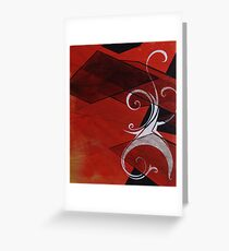 5th dimension Greeting Card