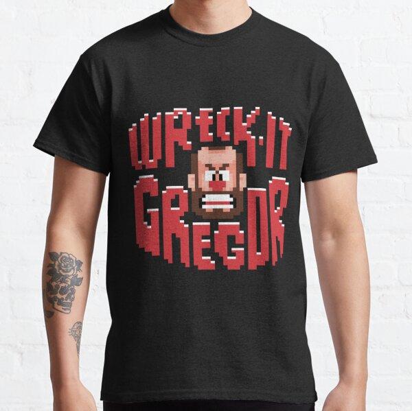 Wreck it Gregor Classic T-Shirt