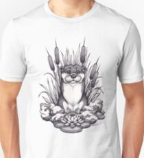 Otter & Aquatic Plants T-Shirt