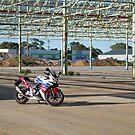 Honda CBR500R by Andre Gascoigne