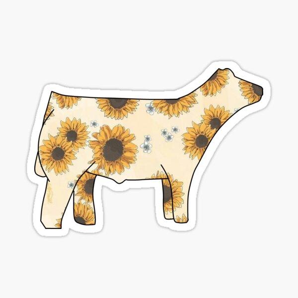 Show steer Sticker