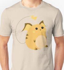 Rai Rai Raichu! Slim Fit T-Shirt