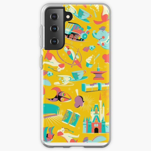The Most Magical Place on Earth Samsung Galaxy Soft Case