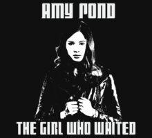 Amy Pond The Girl Who Waited