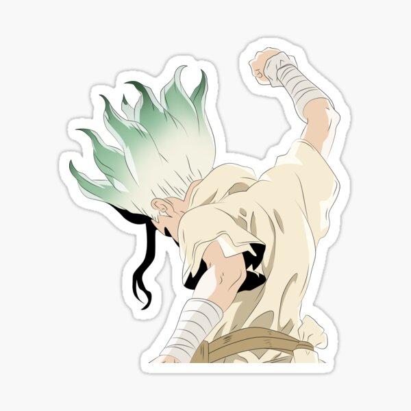 Dr. Stone - Senku Ishigami Sticker