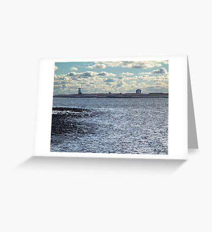 Devil's Island Lighthouse Greeting Card