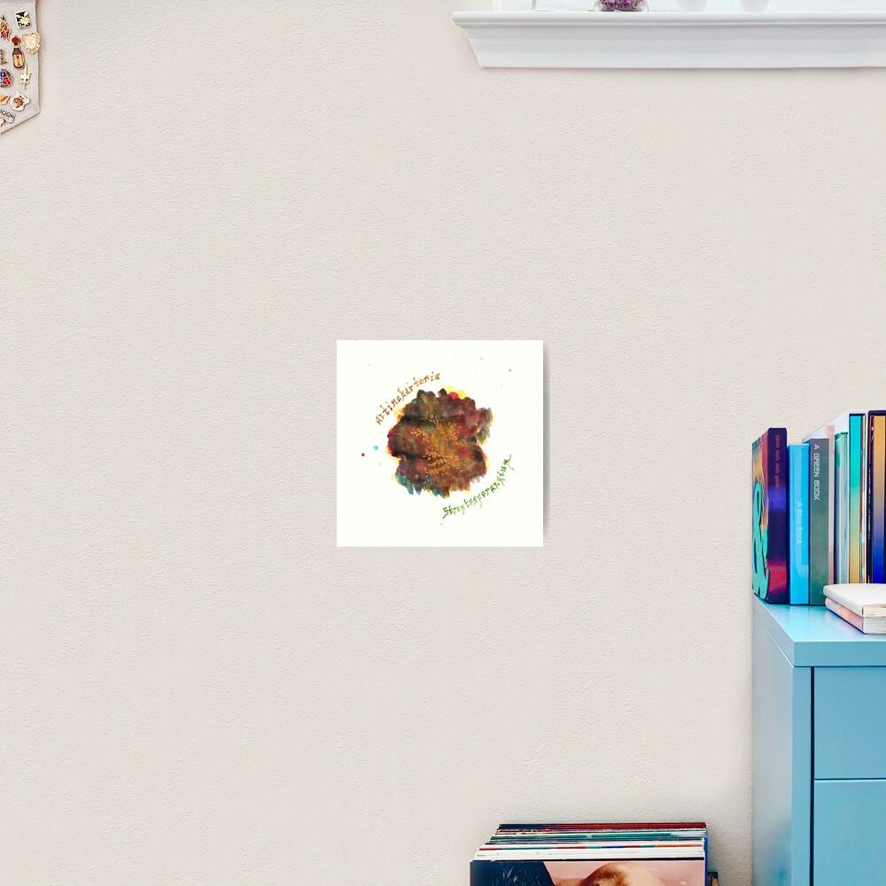 Actinobacteria Art Prints Art Print
