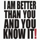 better than you by Ivan Nikiforov