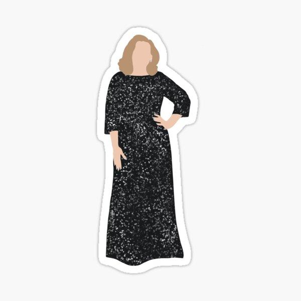 Adele Grammys 2012 Pegatina