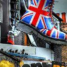 Union Jackboot - Camden by Victoria limerick
