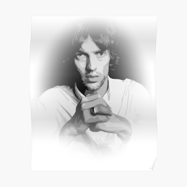 Richard Ashcroft - The Verve Poster