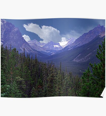 Tonquin Valley Poster