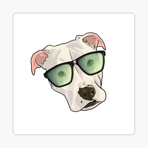 Love-a-bull Sticker
