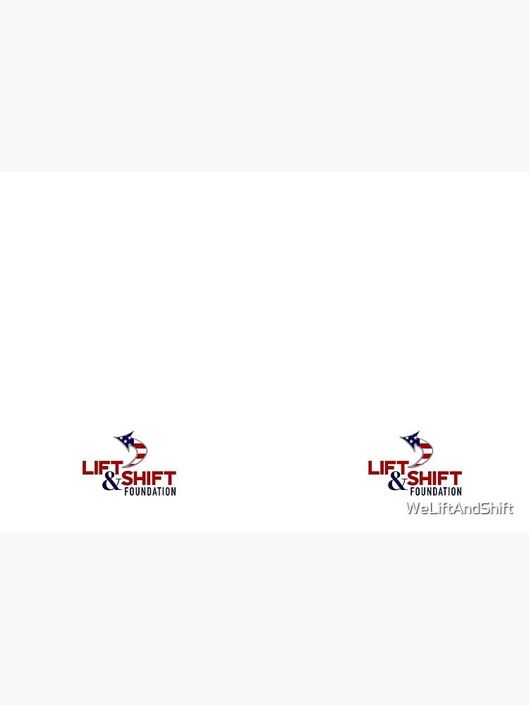 Aim Higher Logo by WeLiftAndShift