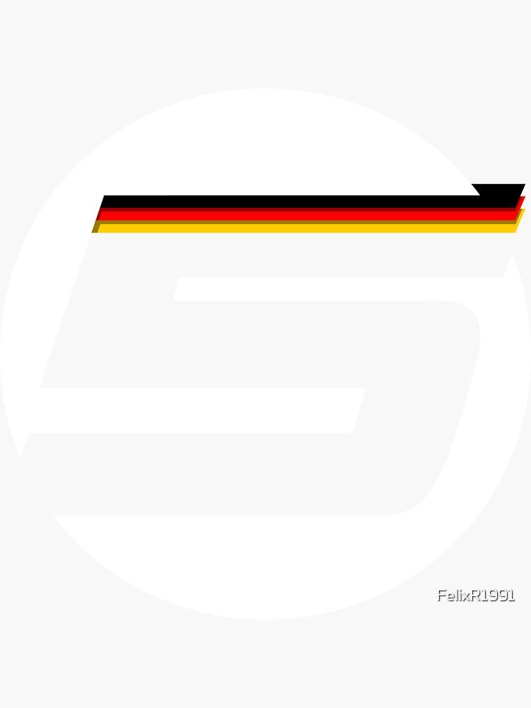 German '5' logo - small by FelixR1991
