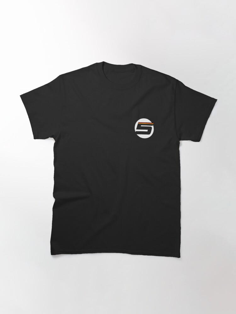 Alternate view of German '5' logo - small Classic T-Shirt