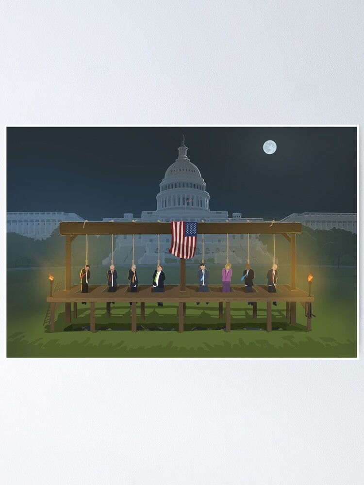 Alternate view of Drain the Swamp Poster