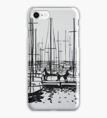 Yachts iPhone Case/Skin