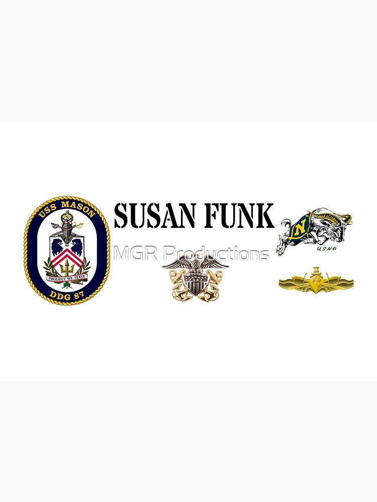 Susan Funk, SWO by Quatrosales