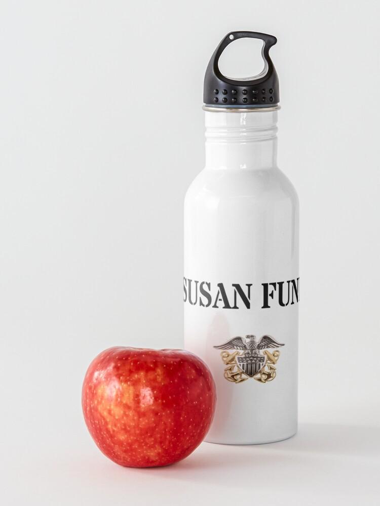 Alternate view of Susan Funk, SWO Water Bottle