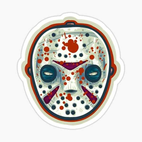 Friday 13 Sticker