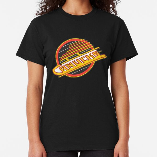 Vancouver Hockey - Retro Canucks Skate Classic T-Shirt