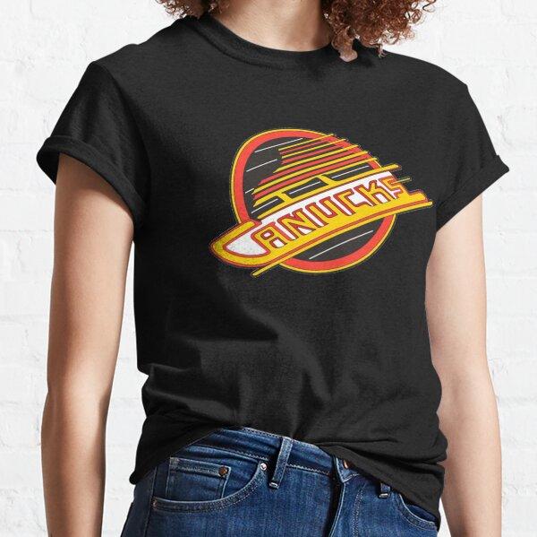 Vancouver Hockey - Retro Canucks Skate Classic T-Shirt
