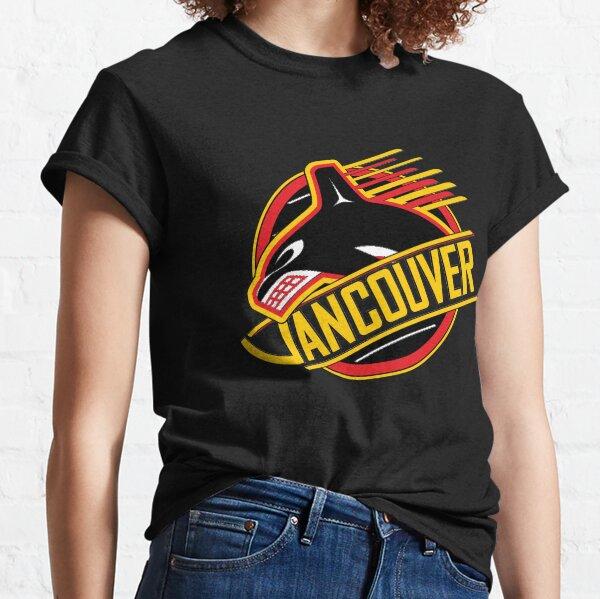 RARE: Vancouver Hockey - Retro Canucks Classic T-Shirt