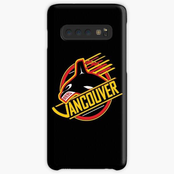 RARE: Vancouver Hockey - Retro Canucks Samsung Galaxy Snap Case