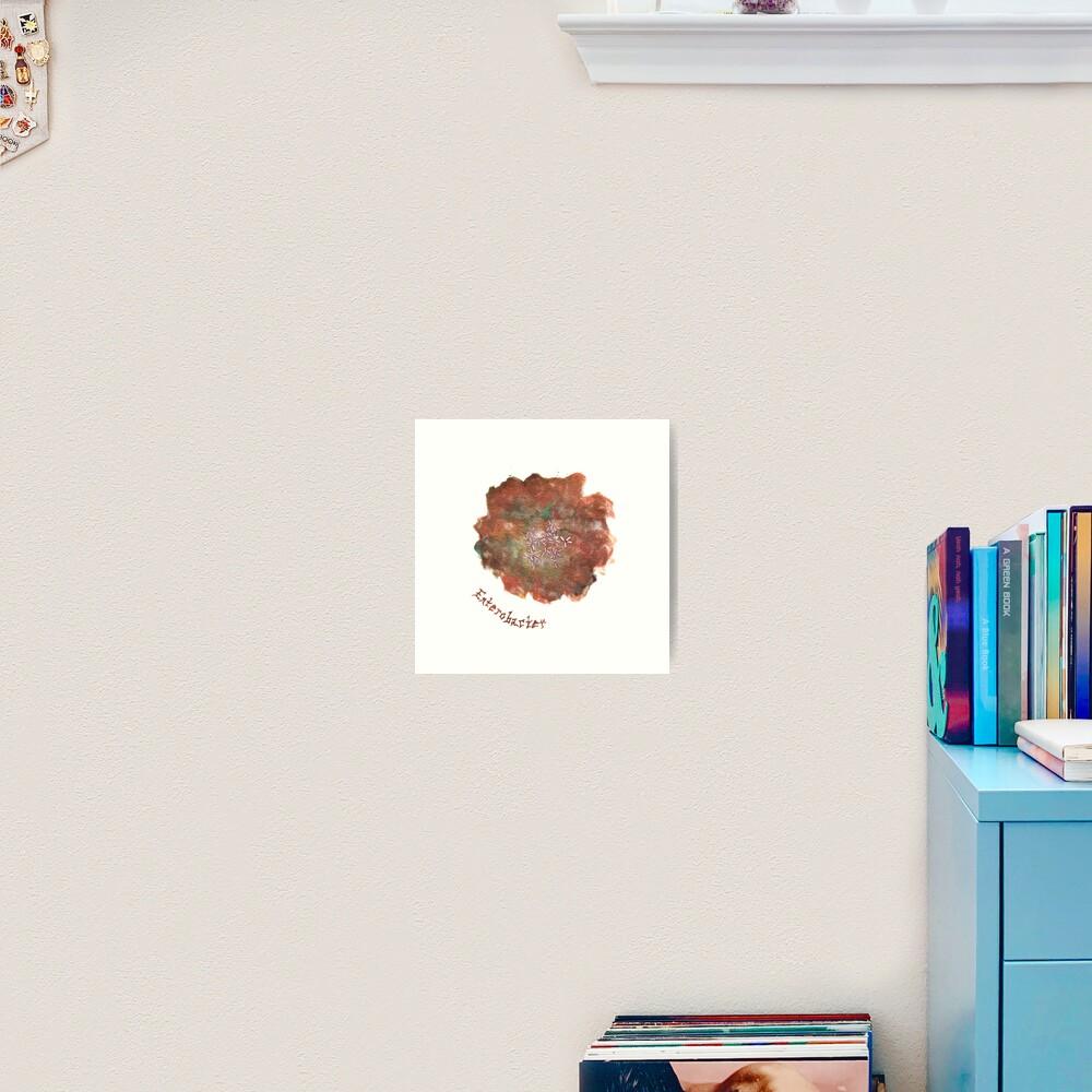 Enterobacter Art Prints Art Print